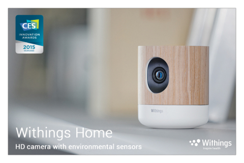 Withings Home (Photo: Business Wire)