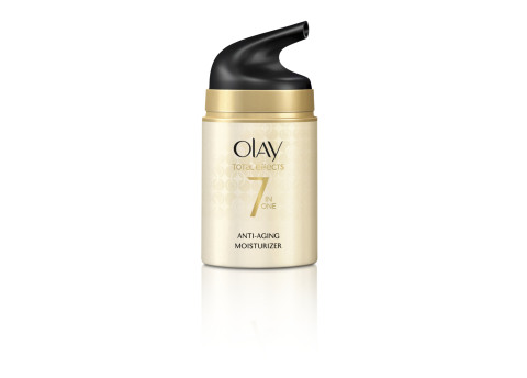 Olay Total Effects Anti-Aging Moisturizer (Photo: Business Wire)