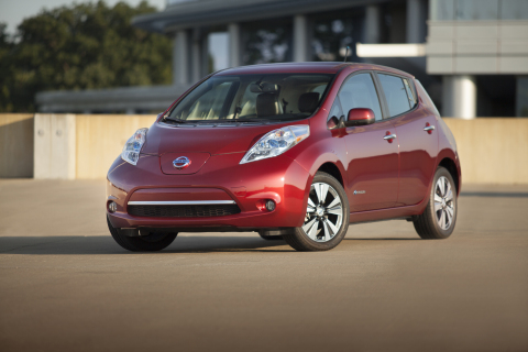 nissan offers free public charging for new leaf buyers in chicago business wire. Black Bedroom Furniture Sets. Home Design Ideas