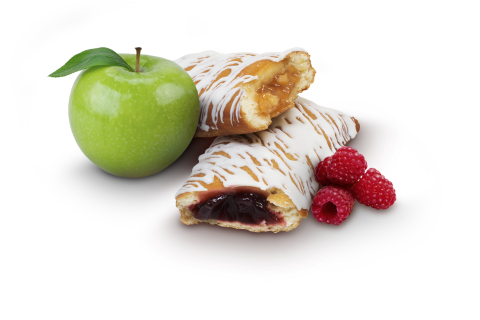 Great with Krispy Kreme Coffee in the morning or as an afternoon snack, Krispy Kreme Apple Danish an