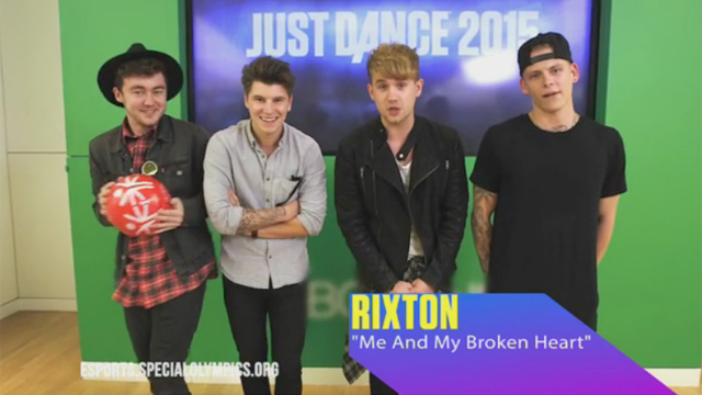 Join Just Dance 2015 artists including Jessie J, Charli XCX, and Rixton in the Just Dance Challenge to raise funds and awareness for Special Olympics. Visit www.esports.specialolympics.org to get dancing for a great cause!