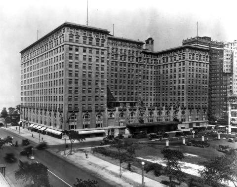 In celebration of being honored by the prestigious Historic Hotels of America, Hilton Hotels & Resorts invites guests, team members and members of our communities to take a journey back in time with vibrant stories, photos and historical facts. (Photo: Hilton Hotels & Resorts)