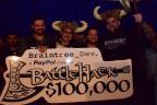 The $100,000 USD BattleHack grand prize winners Shai Mishali and Pavel Kaminsky from Team Tel Aviv. (Photo: Business Wire)