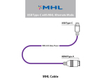 MHL Cable (Graphic: Business Wire)