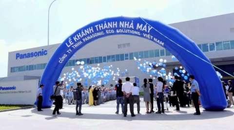 パナソニック エコソリューションズ ベトナムの配線器具・ブレーカ新工場 (写真:ビジネスワイヤ)