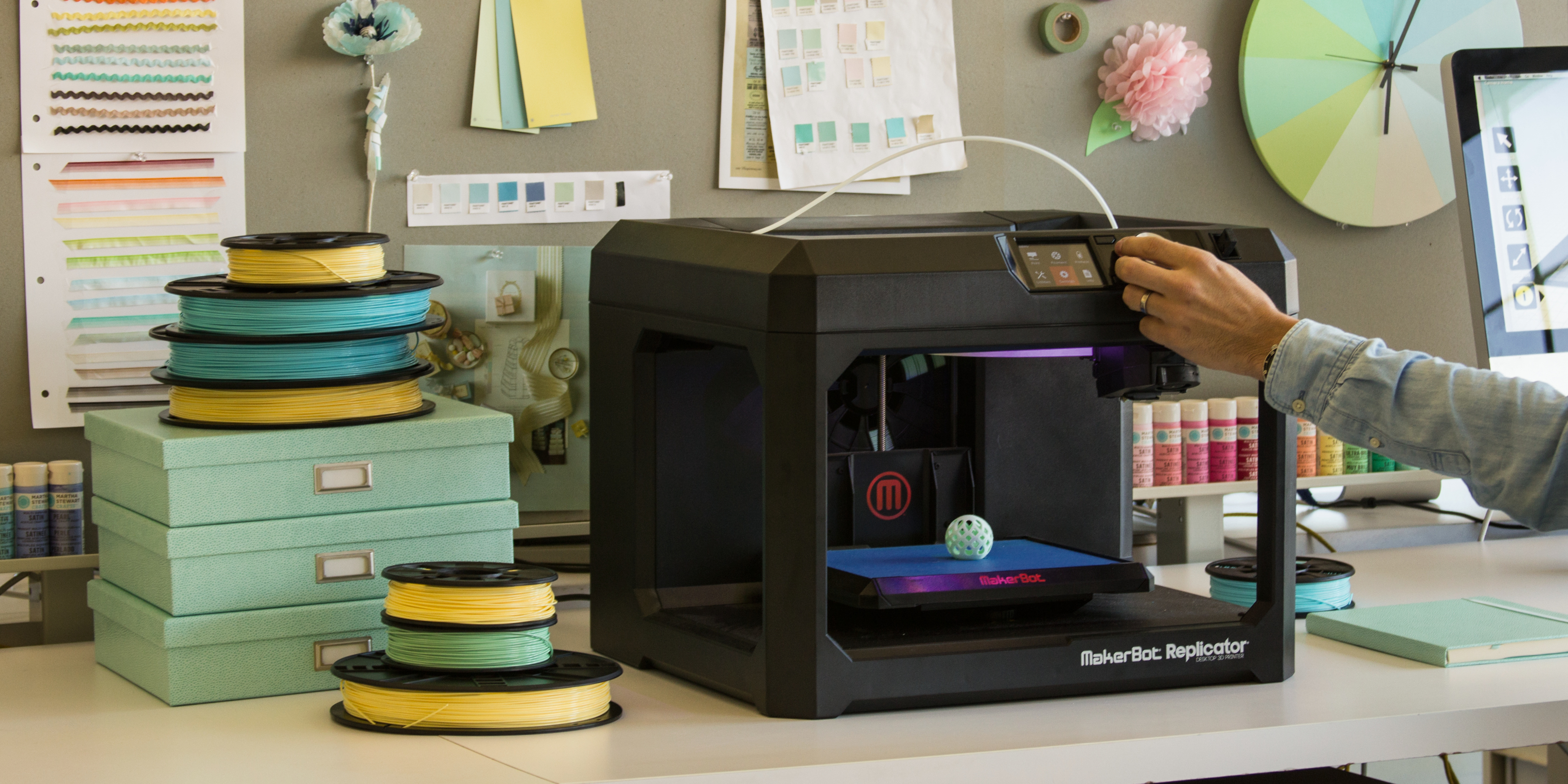 MakerBot To Launch Exclusive Partnership With Martha Stewart Living  Omnimedia | Business Wire
