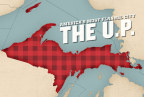 Flannel City Face-Off: Michigan's Upper Peninsula was just named the Most Flannel City in America by Duluth Trading Company. (Graphic: Business Wire)