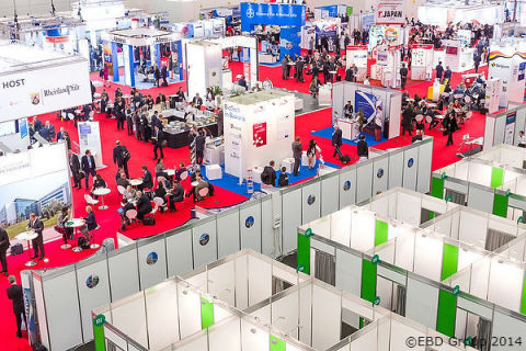 20th Annual BIO-Europe® 2014 partnering meetings outnumber all previous years (Photo: Business Wire)