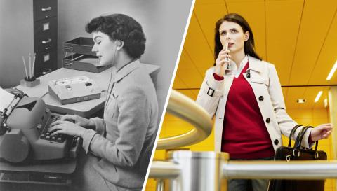Die Diktierlösungen von Philips feiern 60 Jahre Erfolg und Innovation (Photo: Business Wire)