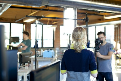 Wistia predicts video marketing will become a core competency for marketers in 2015. (Photo: Business Wire)