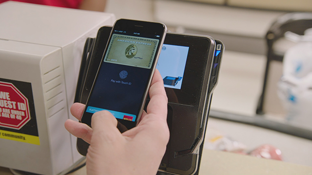 Apple Pay now available in all BI-LO, Harveys and Winn-Dixie grocery stores. With Apple Pay, checkout now becomes faster and more convenient.