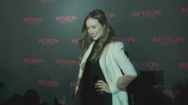 Revlon LOVE IS ON Launch in Times Square