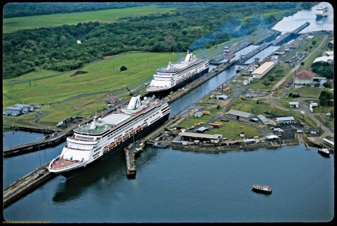 In Panama, Jupiter solutions are now at work within the Autoridad del Canal De Panama (Panama Canal Authority) to monitor canal operations (Photo: Business Wire)