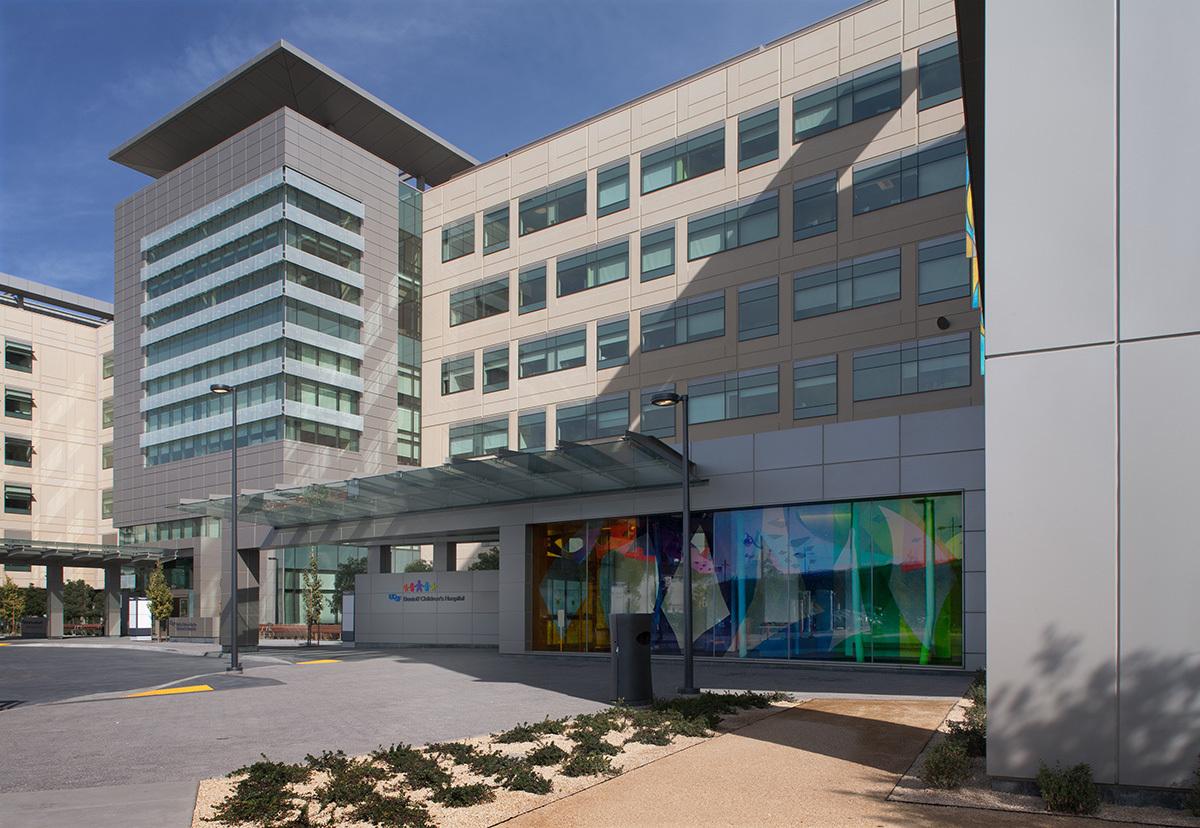 UCSF Medical Center Opens $1 5 Billion,