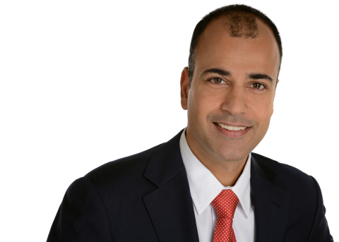 Devesh Raj, SVP of Strategic and Financial Planning, Comcast Corporation (Photo: Business Wire)