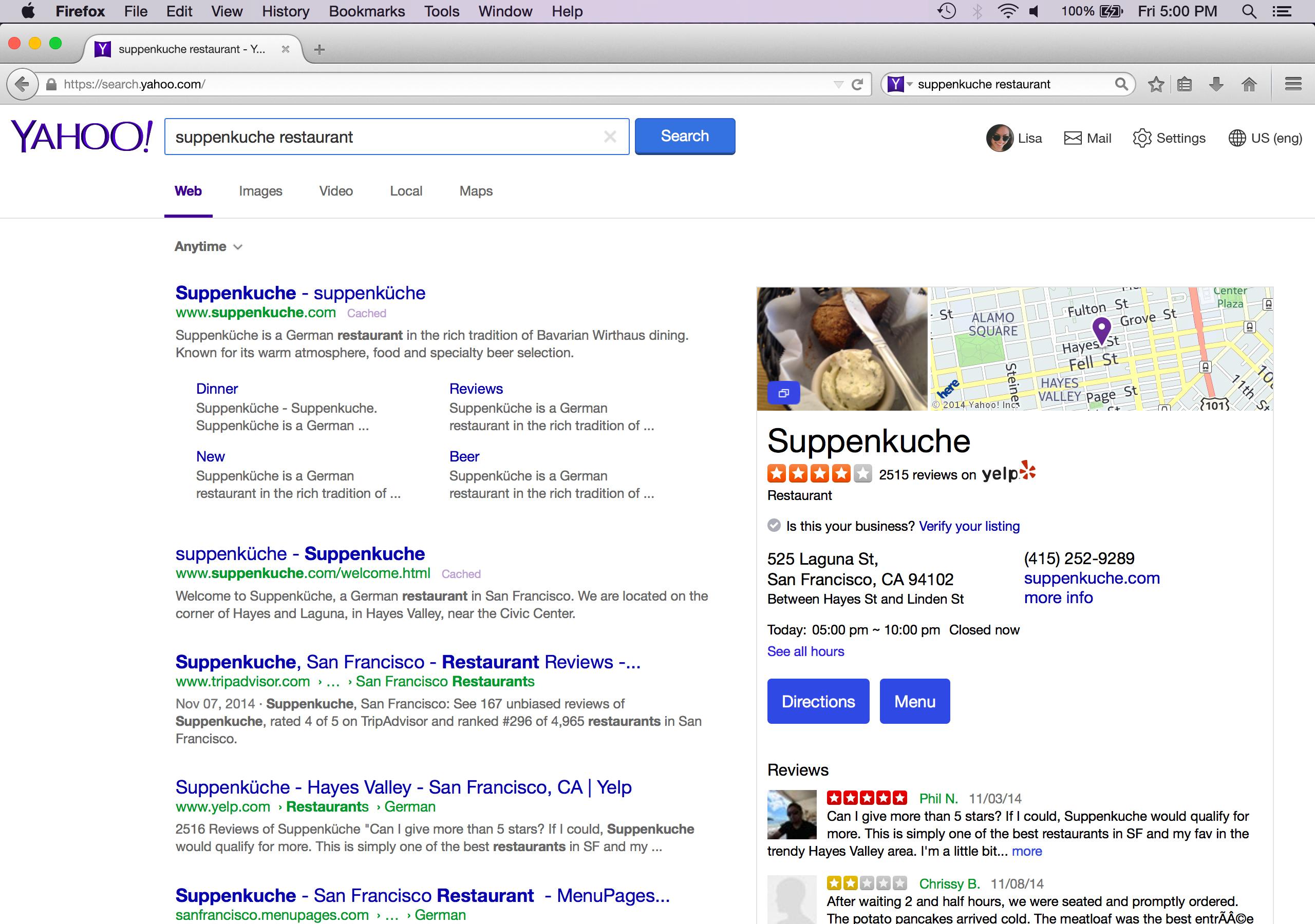 Yahoo and Mozilla Form Strategic Partnership   Business Wire