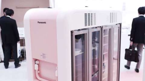 The Panasonic Deli Cart compatible with the New Cook & Chill System (Photo: Business Wire)