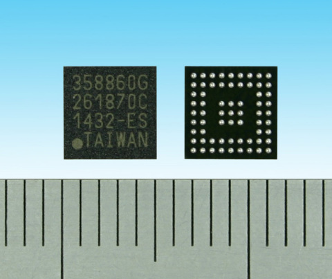 "Toshiba: 4K2K VESA Embedded DisplayPort(eDP)-to-MIPI Dual-DSI Bridge IC ""TC358860XBG"" (Photo: Business Wire)"