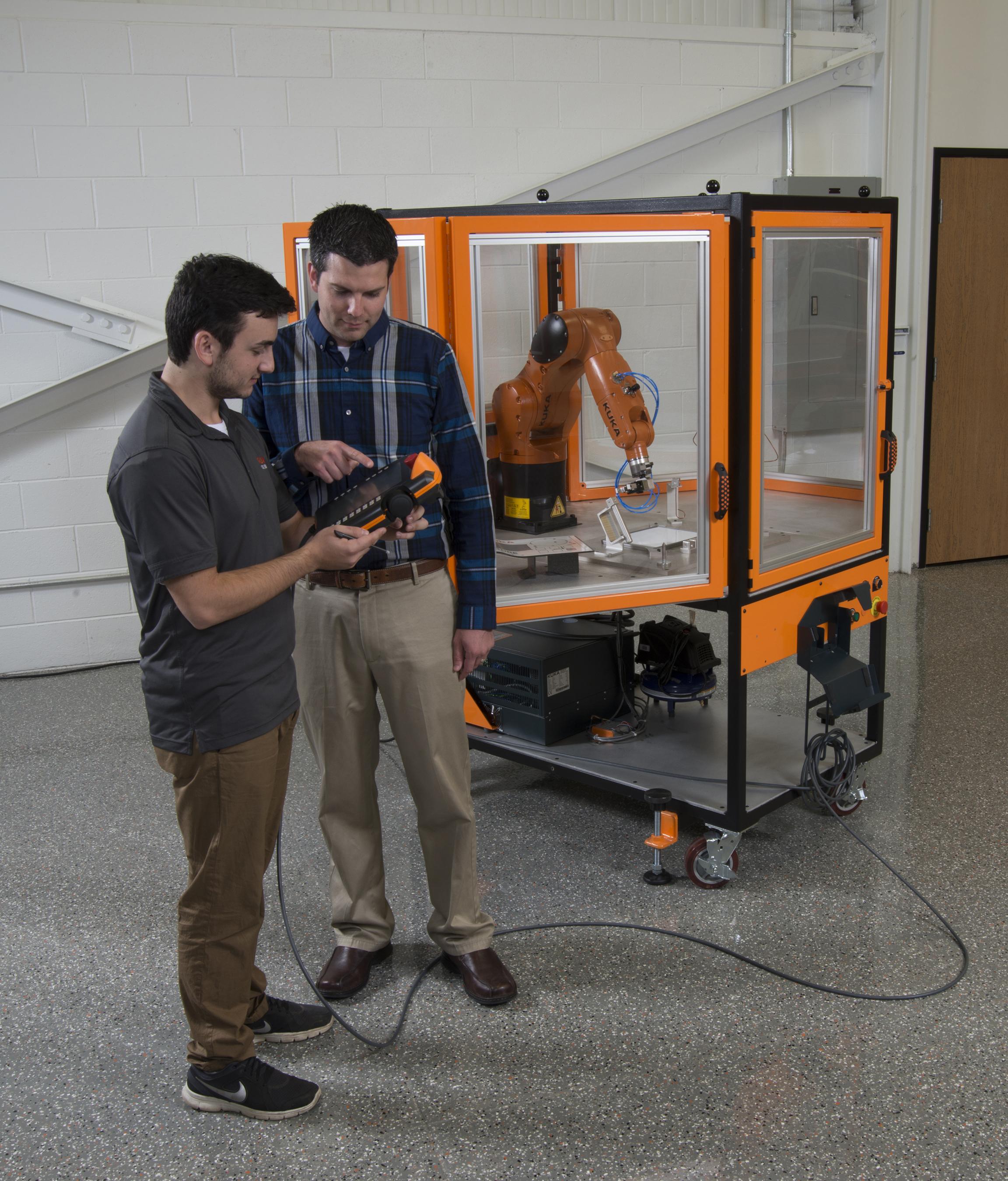 Kuka Robotics Corporation Debuts The Kore Of Stem Education At