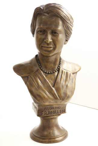 Rosalind Franklin Award Statue (Photo: Business Wire)