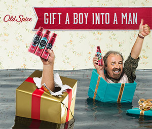 Gift a Boy Into a Man (Photo: Business Wire)