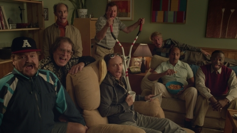 Old Spice Dadsong Ad Creative Still (Photo: Business Wire)
