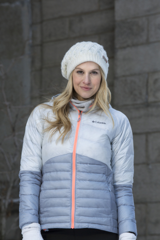 Several Columbia styles will be available in the recently opened New York City store to keep people warm this winter. (Photo: Business Wire)