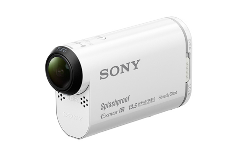 Action Cam AS100V (Photo: Business Wire)
