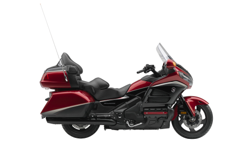 The Honda Gold Wing marks its 40th anniversary and the 2015 model has the honour of being the 300M model to be produced. (Photo: Business Wire)