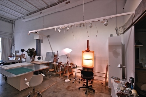 Painting Conservator Patrice Bertin's State of the Art Studio Now Open in Miami (Photo: Business Wire)