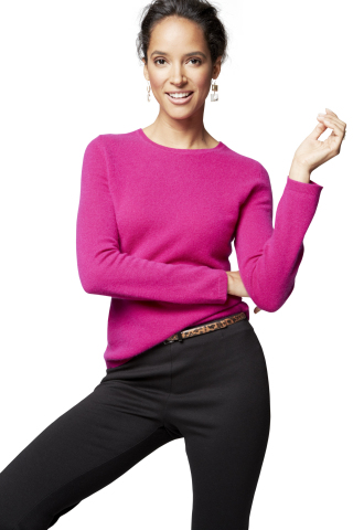 Macy's Cyber Monday Specials: 60 percent Off Luxurious Cashmere from Charter Club at macys.com (Phot ...