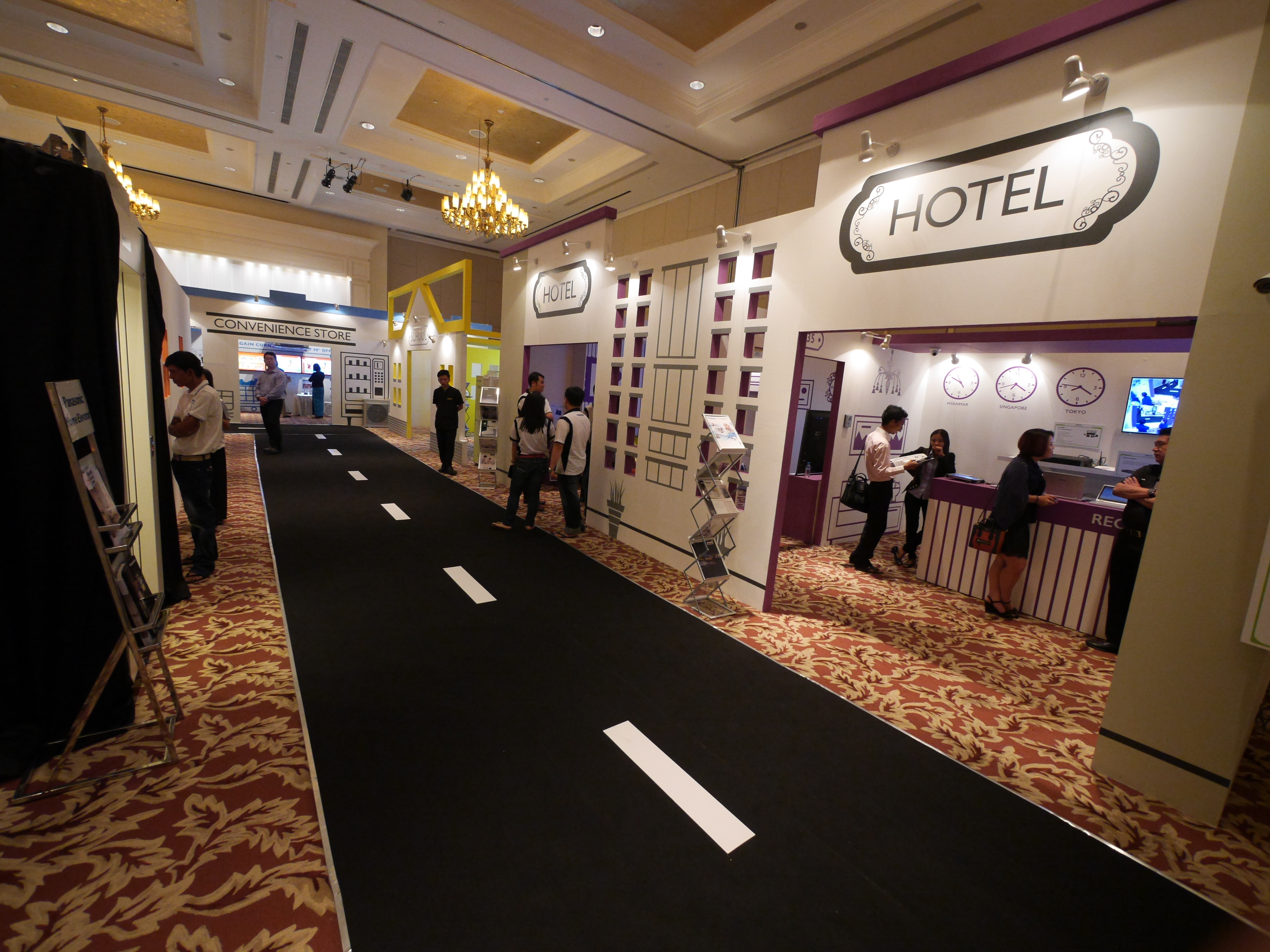 Panasonic Solutions Expo Presents Full Suite of Consumer