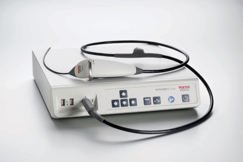 PENTAX Medical VIVIDEO ENT Videoscope System (Photo: Business Wire)
