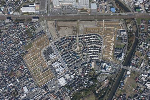 Bird's-eye view of Fujisawa SST (Photo: Business Wire)