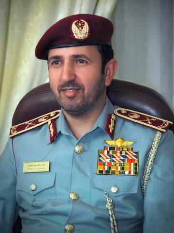 Major General Nasser Lakhrebani Al Nuaimi (Photo: Business Wire)