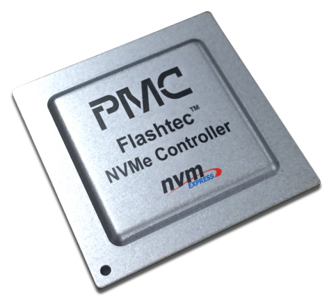 PMC Flashtec NVMe controllers enable PCIe SSDs with world-leading performance, capacity and flexibility to dramatically boost the number of IOPS that a system can process, while reducing latency and power. (Photo: Business Wire)