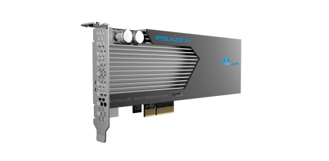 The new Memblaze PBlaze4 is utilizing PMC's Flashtec NVMe controllers to deliver leading flash performance (Photo: Business Wire)