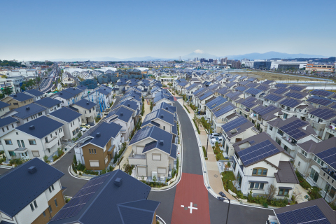 藤澤SST街區風貌(照片:美國商業資訊)