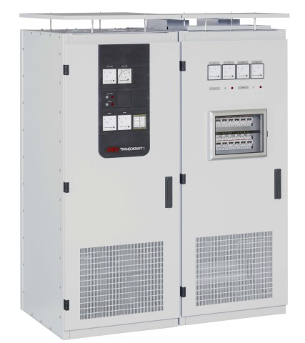 Transokraft inverter by AEG Power Solutions (Photo: Business Wire).