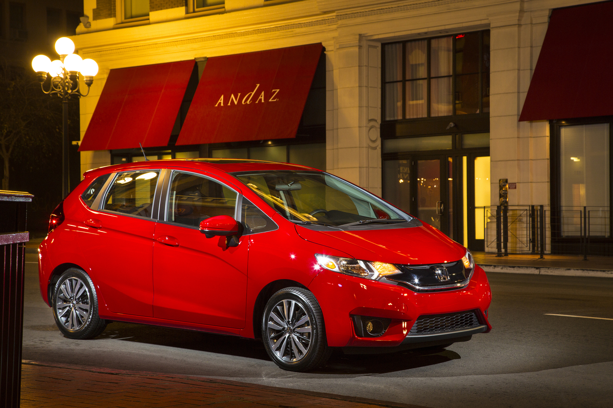 Honda Fit Chosen As Best New Small Car Under 21000 By The Automobile Journalists Association Of Canada