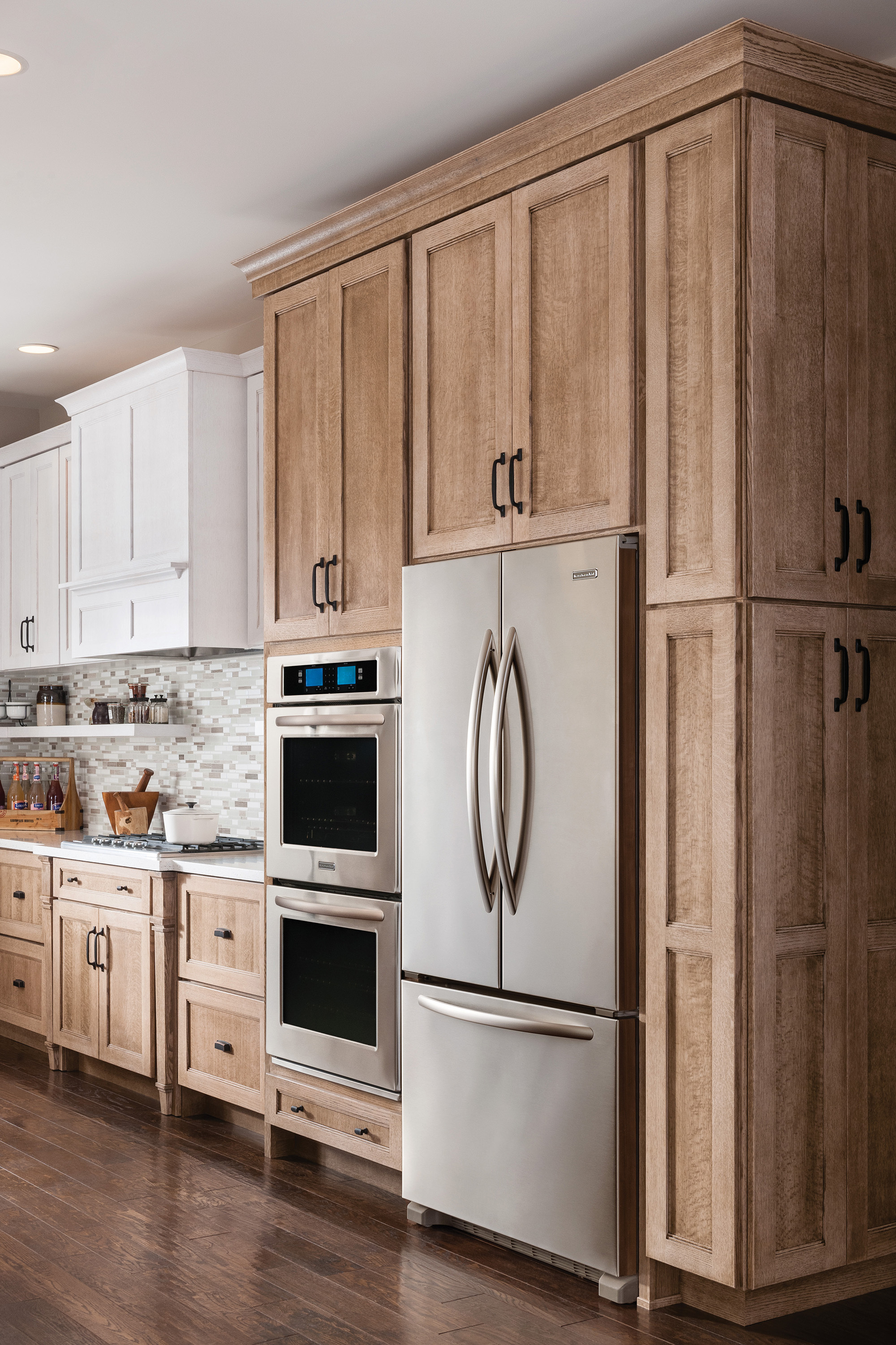 Schuler Cabinetry Launches New Cappuccino Finish | Business Wire