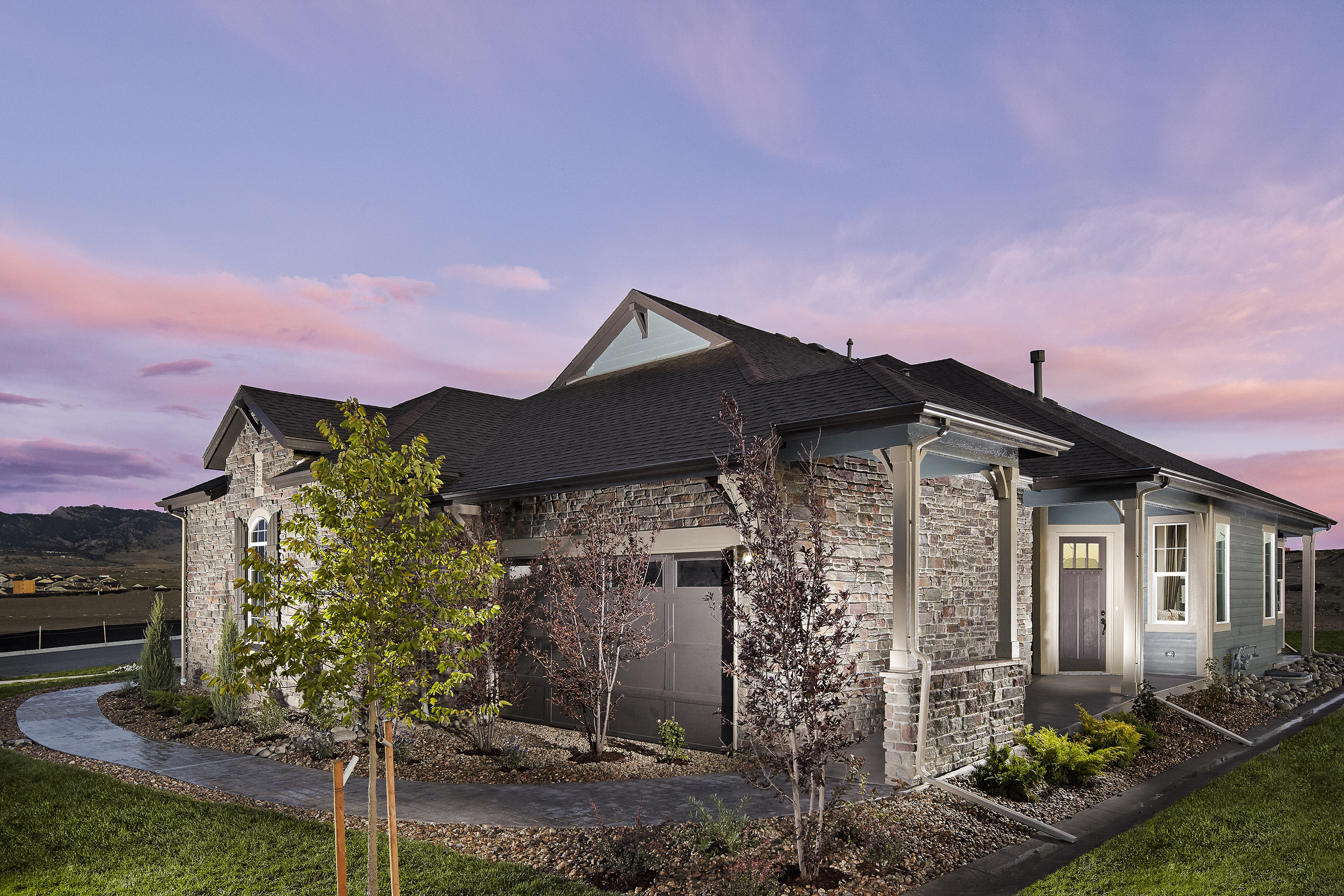 Ryland Homes Introduces The Meadows In Castle Rock Co