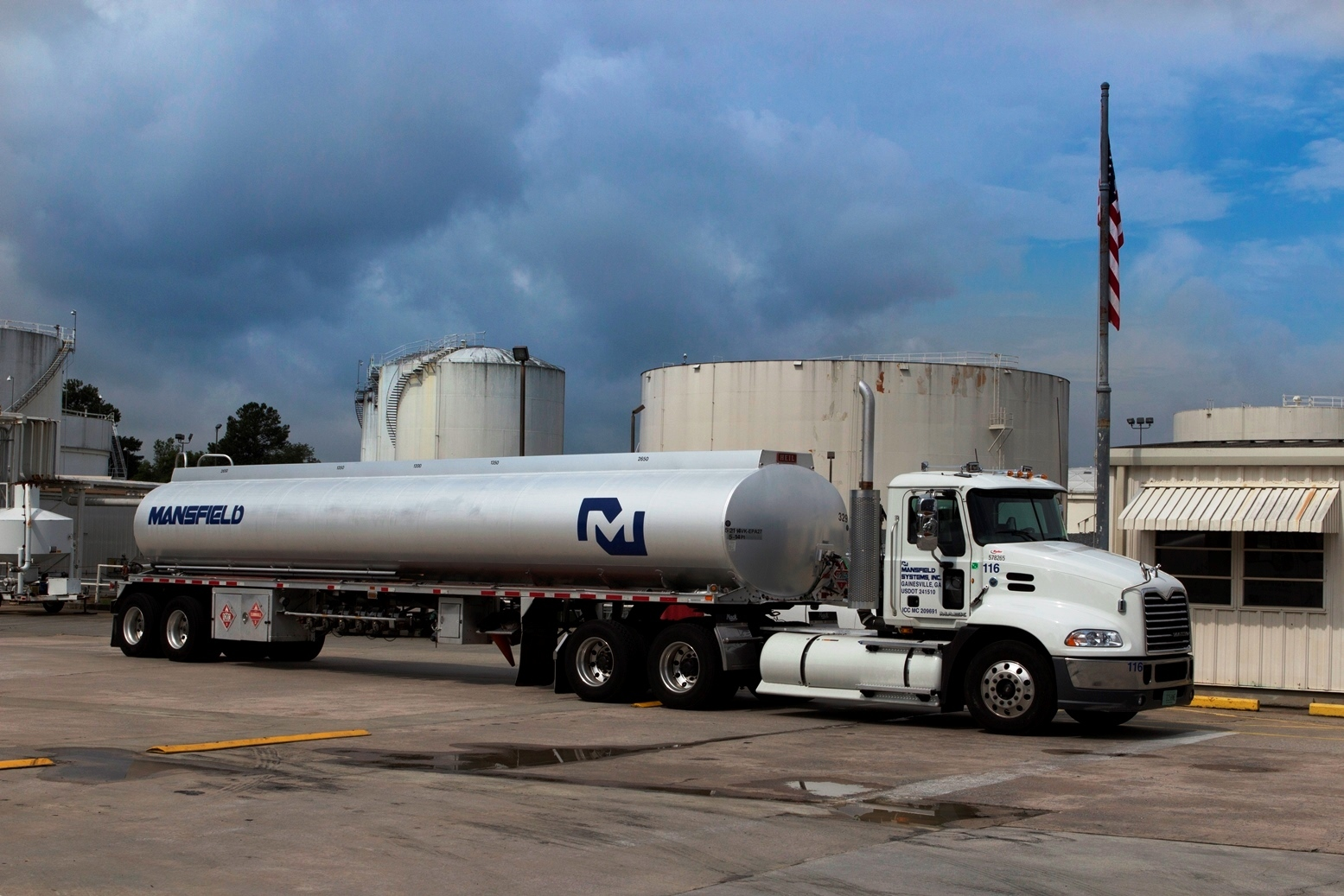 Ryder Natural Gas Vehicles Touchdown In Georgia, Bringing