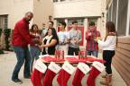 Old Spice HoliSPRAY Toy Donation Exchange (Photo: Business Wire)