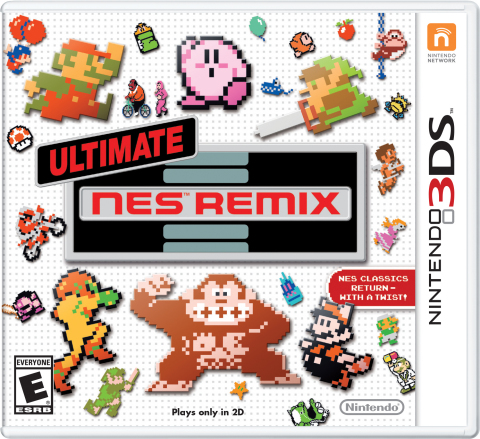 On Dec. 5, the best (8-)bits from the NES Remix and NES Remix 2 games kick it portable style in Ulti ...