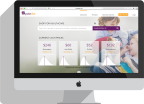 New PokitDok Homepage (Graphic: Business Wire)