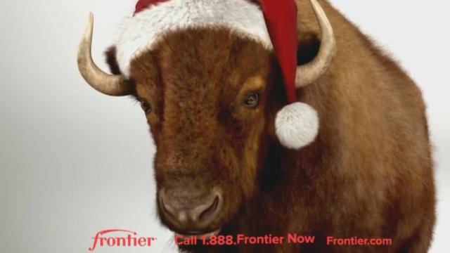 Frontier's Threebie Commercial