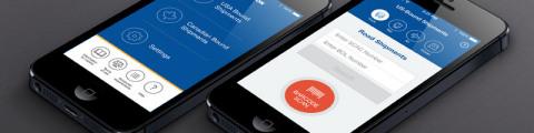 Nouvelle application mobile dynamique, Livingston lance une application de commerce international (Photo: Business Wire)
