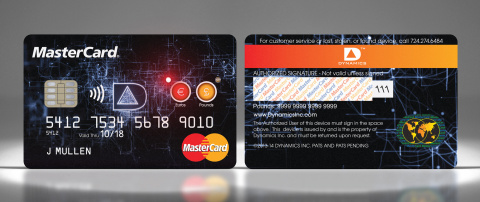 Multiple Currencies: Interactive Payment Cards from MasterCard and Dynamics, Inc. Consumers can inst