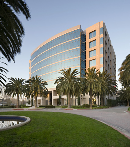 Equity Office Properties' Northern California Portfolio (Photo: Business Wire)